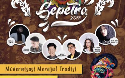 Sajikan Event Gepetra, SMAN 65 Jakarta Siap Lestarikan Budaya Negeri dalam Modernisasi
