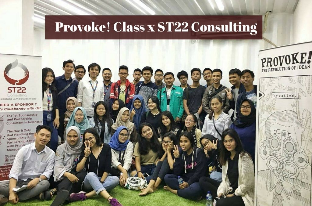 Provoke! Class x ST22 Consulting