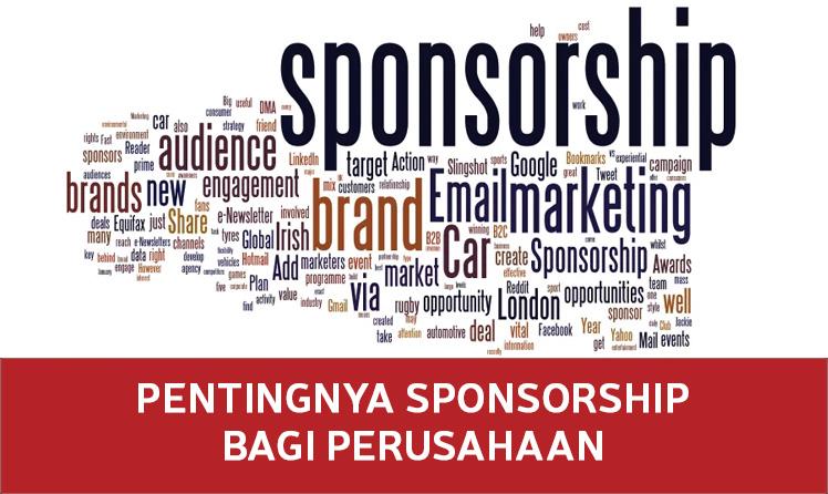 manfaat sponsorship