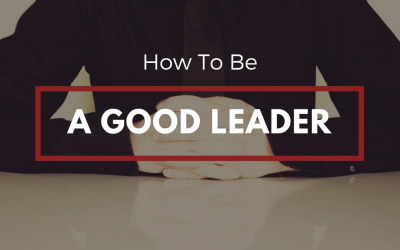 How To Be: A Good Leader Dalam Suatu Kepanitiaan