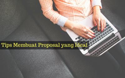 Isi Penting Dalam Membuat Proposal Acara
