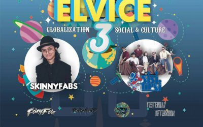 Elvice 2k18: Globalisasi, Sosial dan Budaya
